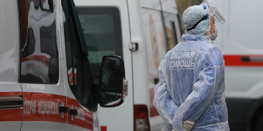В Москве продолжает падать показатель госпитализации больных COVID-19