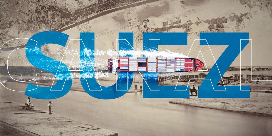 Блокировка Суэцкого канала: как 14 судов с моряками в нем застряли на 8 лет