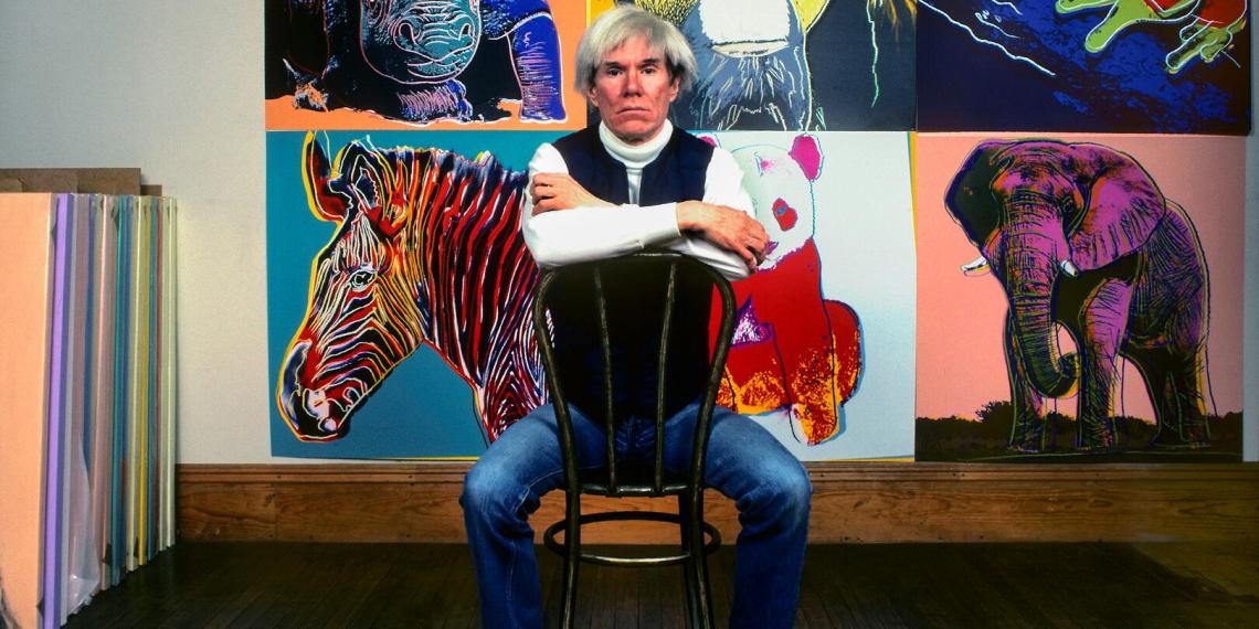 В Санкт-Петербурге пройдет выставка работ Энди Уорхола