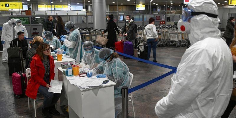 В России за сутки выявили еще 54 инфицированных Covid-2019