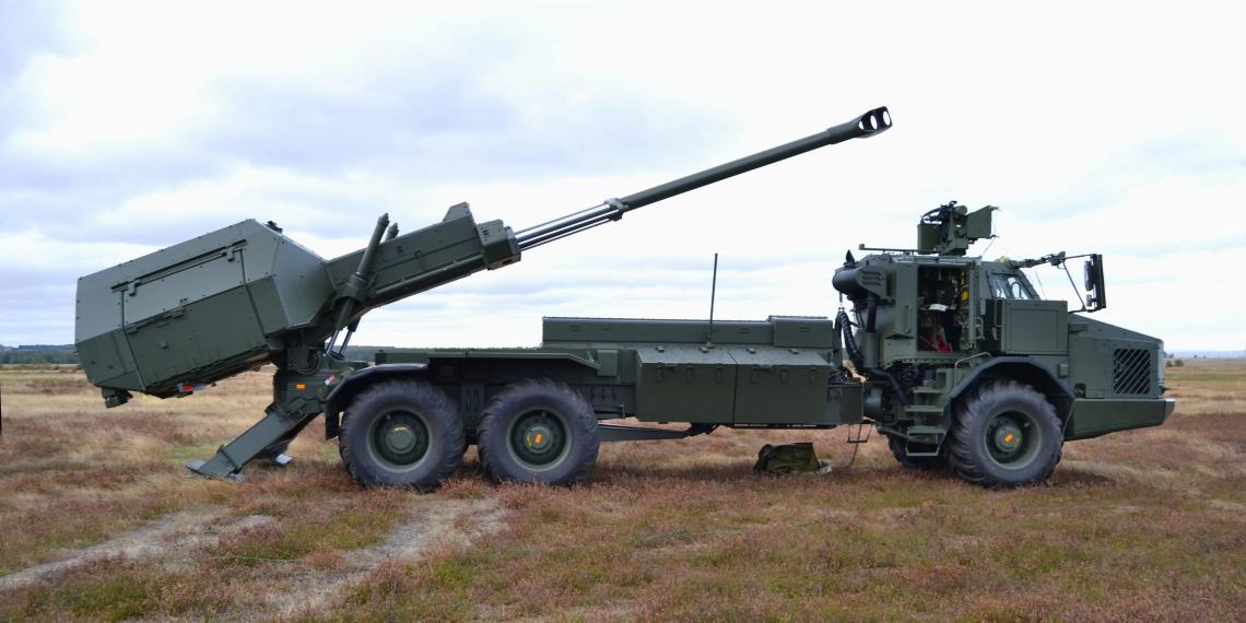 Армия США испытает сверхбыструю 155-мм гаубицу для борьбы с Россией