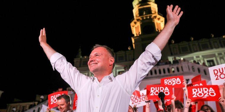 Победивший президент Польши отказался платить евреям за изъятые в холокост активы