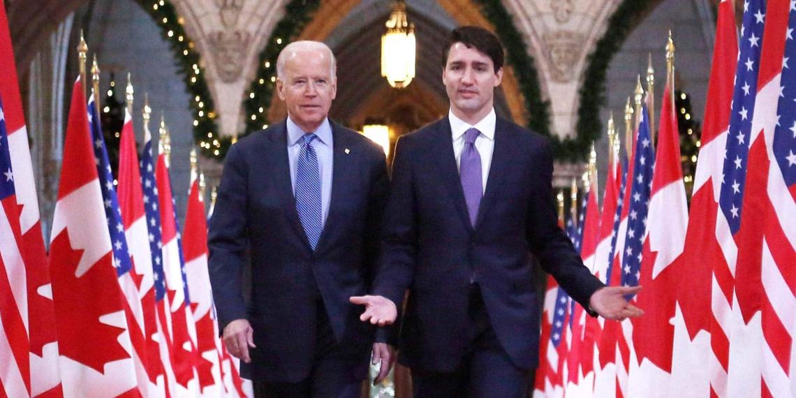 Байден попросил Канаду вложиться в оборону Арктики