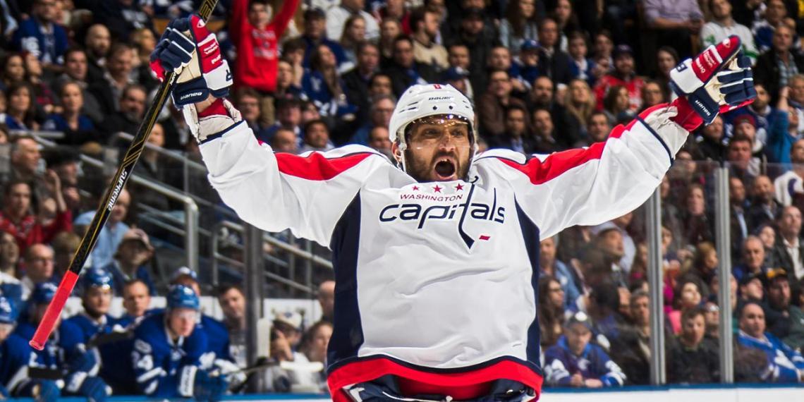 Приз лучшему снайперу НХЛ захотели назвать в честь Овечкина