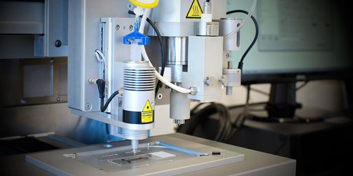 В России изобрели технологию печати трёхмерных объектов из воды и воздуха
