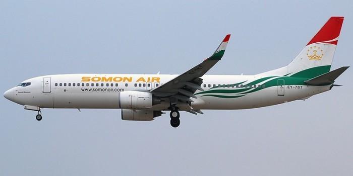 В Таджикистане пригрозили ответить России на ограничение рейсов Somon Air