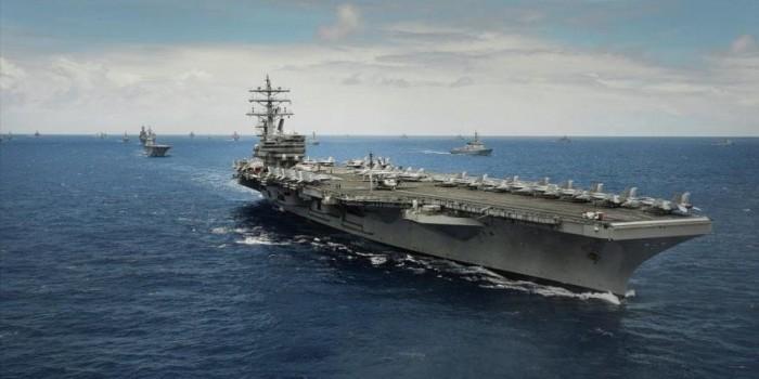 США направили к Корейскому полуострову второй авианосец
