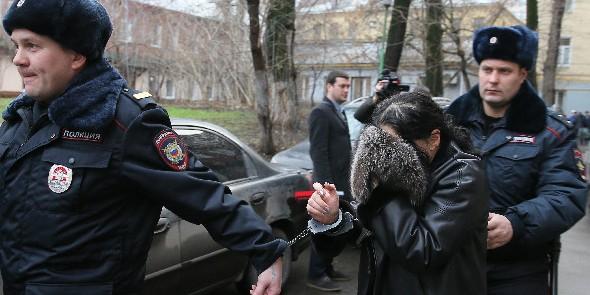 Президент Внешпромбанка признала вину в хищении 114 млрд рублей
