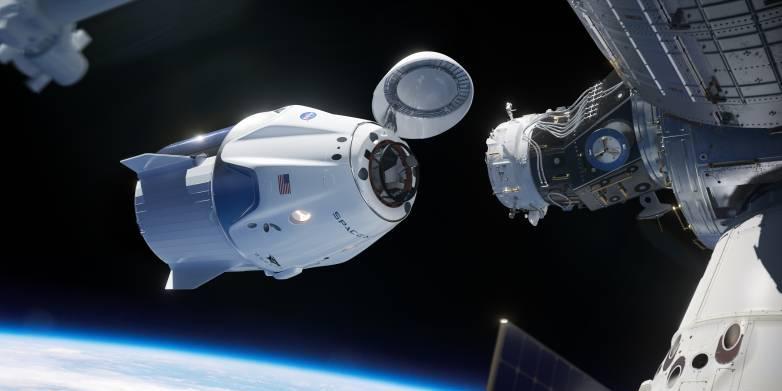 В корабле Crew Dragon Маска обнаружили российские комплектующие