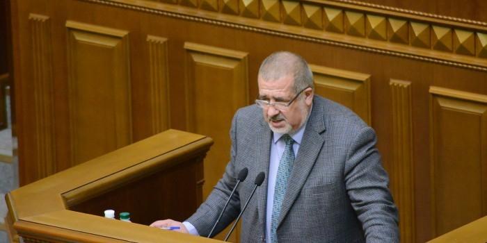 Чубаров дал властям Украины две недели на запрет поставок электроэнергии в Крым