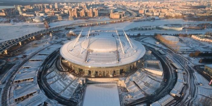 """Экс-подрядчик """"Зенит-Арены"""" требует 1 млрд рублей от властей Петербурга"""