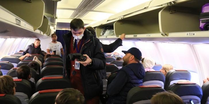 Появились правила путешествий по России во время пандемии