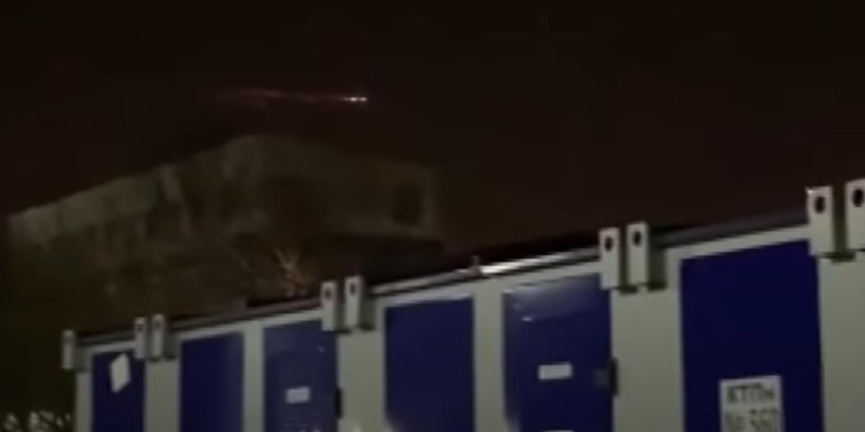 Жители Хабаровска засняли над городом НЛО
