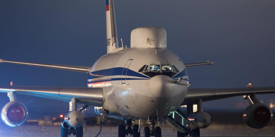 В России построят новый самолет Судного дня