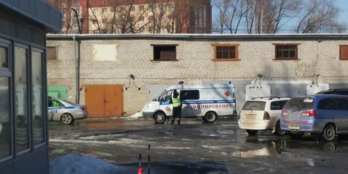 В Томске на парковке жилого дома обнаружено взрывное устройство