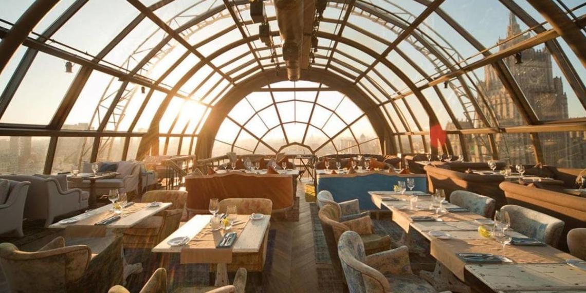 Два московских ресторана вошли в топ-50 лучших заведений мира
