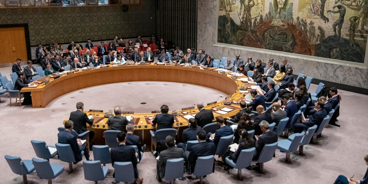 Четыре страны бойкотировали заседание СБ ООН по Крыму