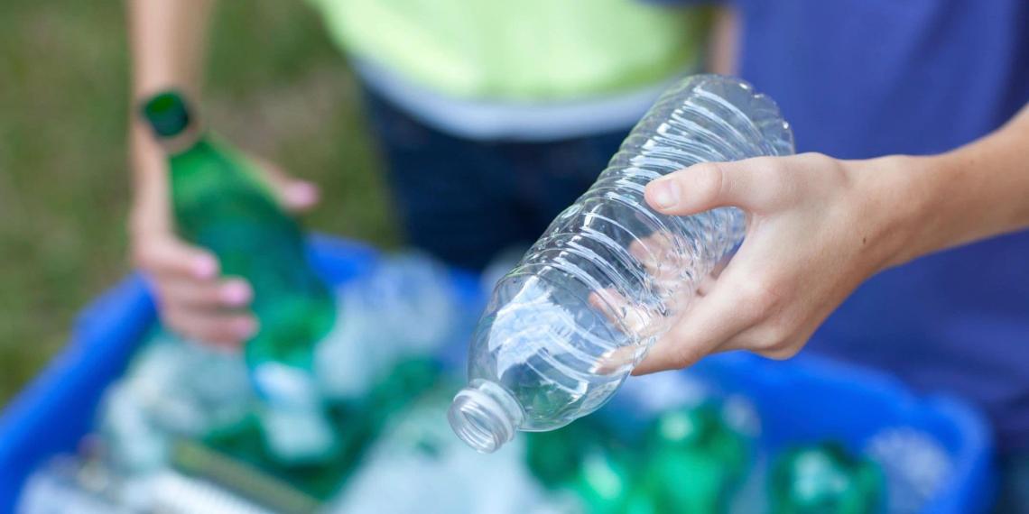 В России могут запретить использование неперерабатываемого пластика