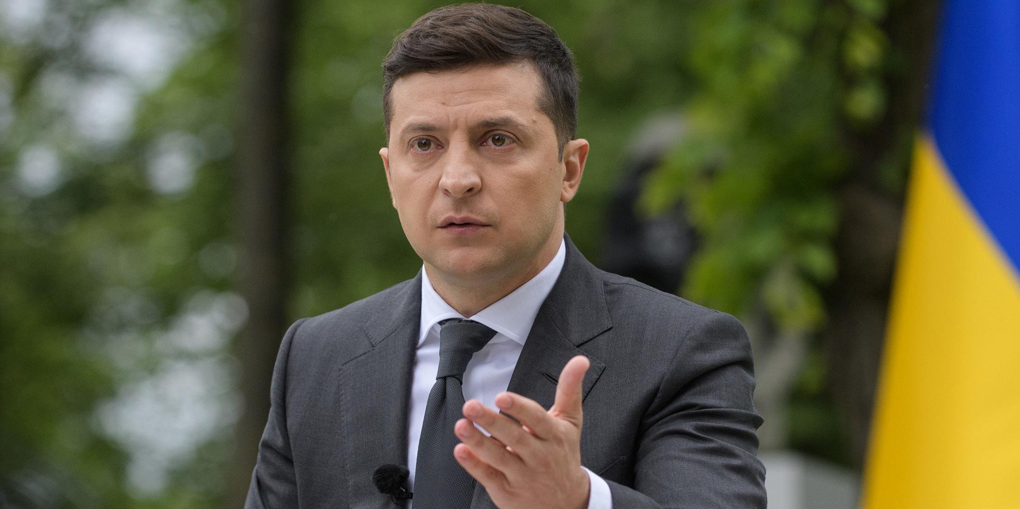 На Украине озвучили условие встречи Путина и Зеленского в Крыму