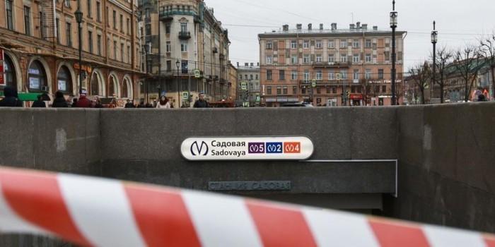 Сотрудников метрополитена в Петербурге могут обвинить в халатности из-за теракта