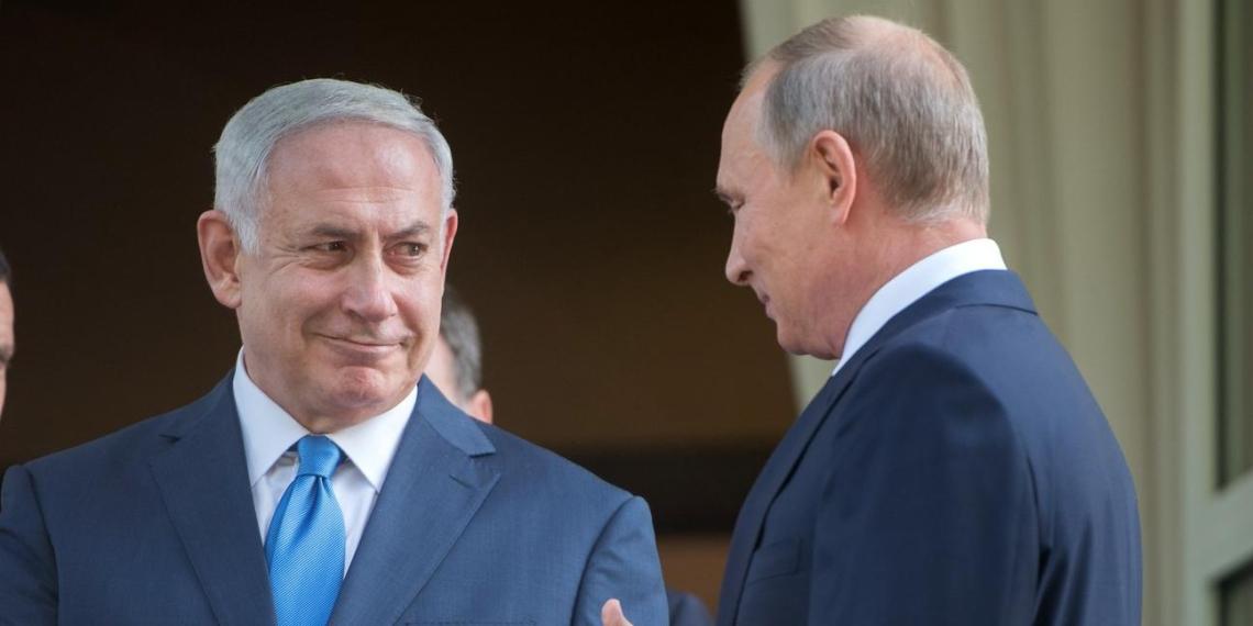 Израиль просит Россию разобраться с Сирией и Ираном
