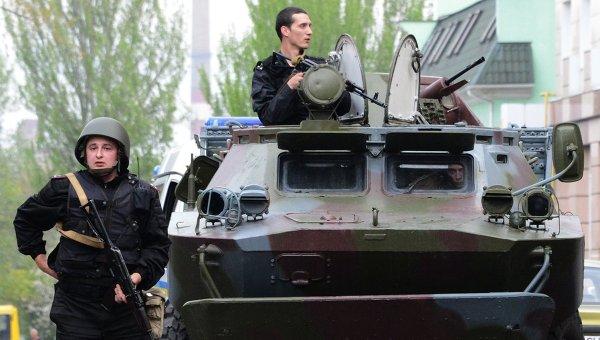 """Бойцы карательного батальона """"Миротворец"""" предпочли увольнение отправке в Иловайск"""
