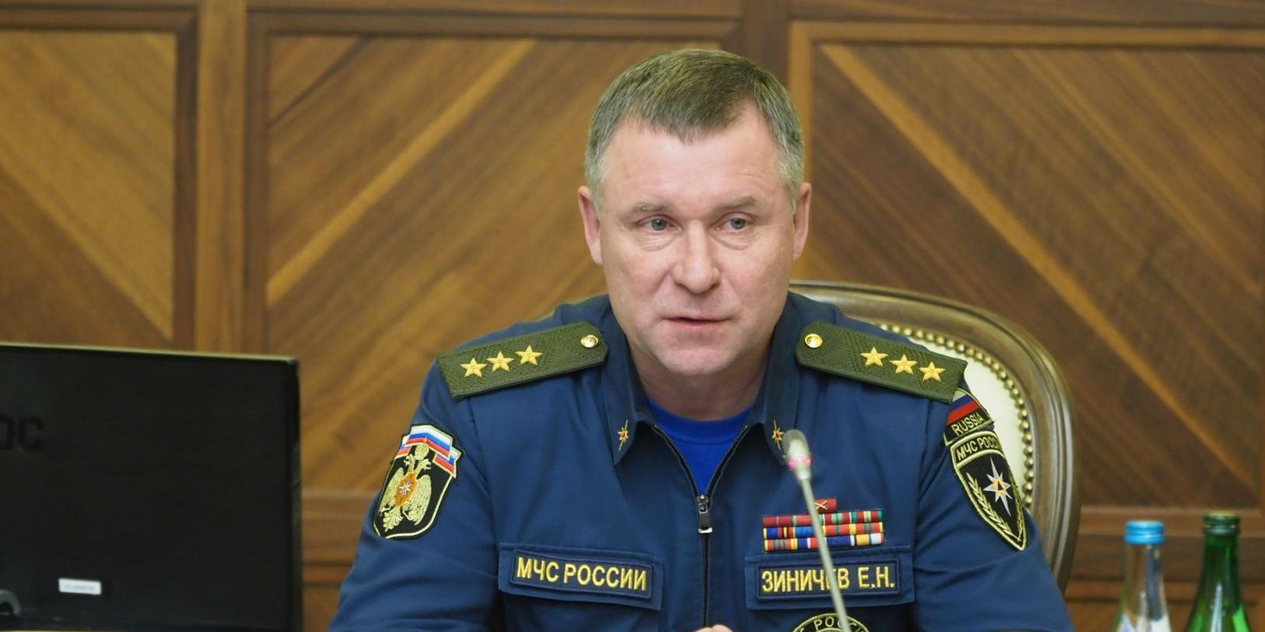 Глава МЧС призвал ужесточить наказание для виновников лесных пожаров