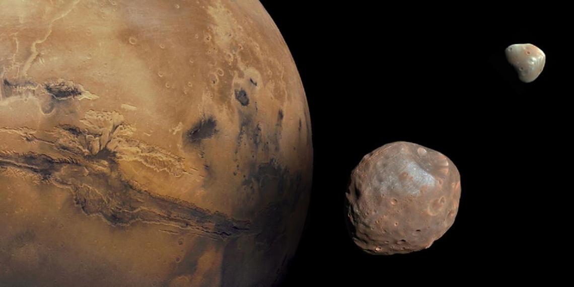 Российские ученые разработали беспилотник на ионном ветре для исследования Марса и Венеры