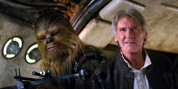 Седьмой эпизод «Звездных войн» побил рекорд «Аватара»