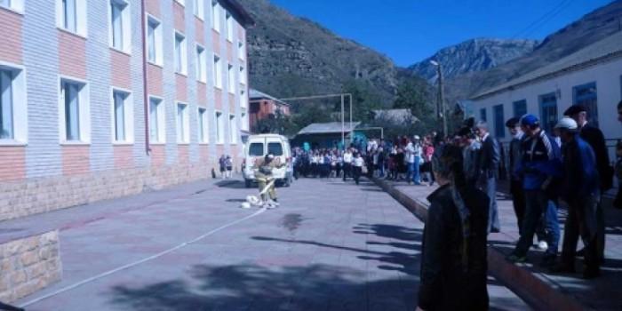 В Дагестане в школе прогремел взрыв, есть пострадавшие