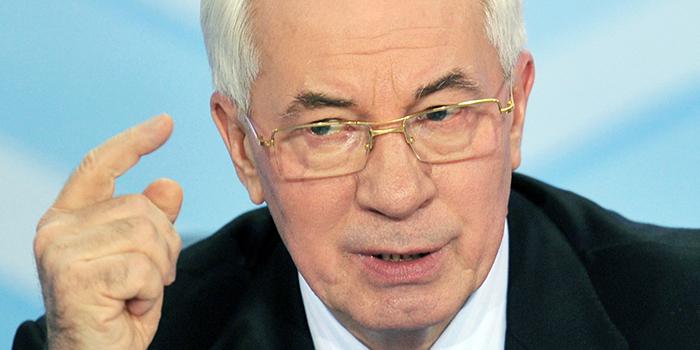 """Экс-премьер Украины намерен подать в суд на представителя СБУ за """"лживый бред"""""""