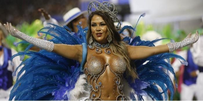 Голые танцы: как в Рио-де-Жанейро сейчас празднуют карнавал