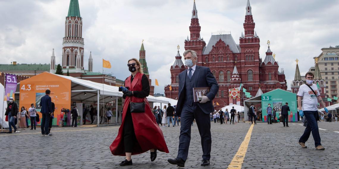 Собянин: Москва справилась с пандемией лучше мировых городов