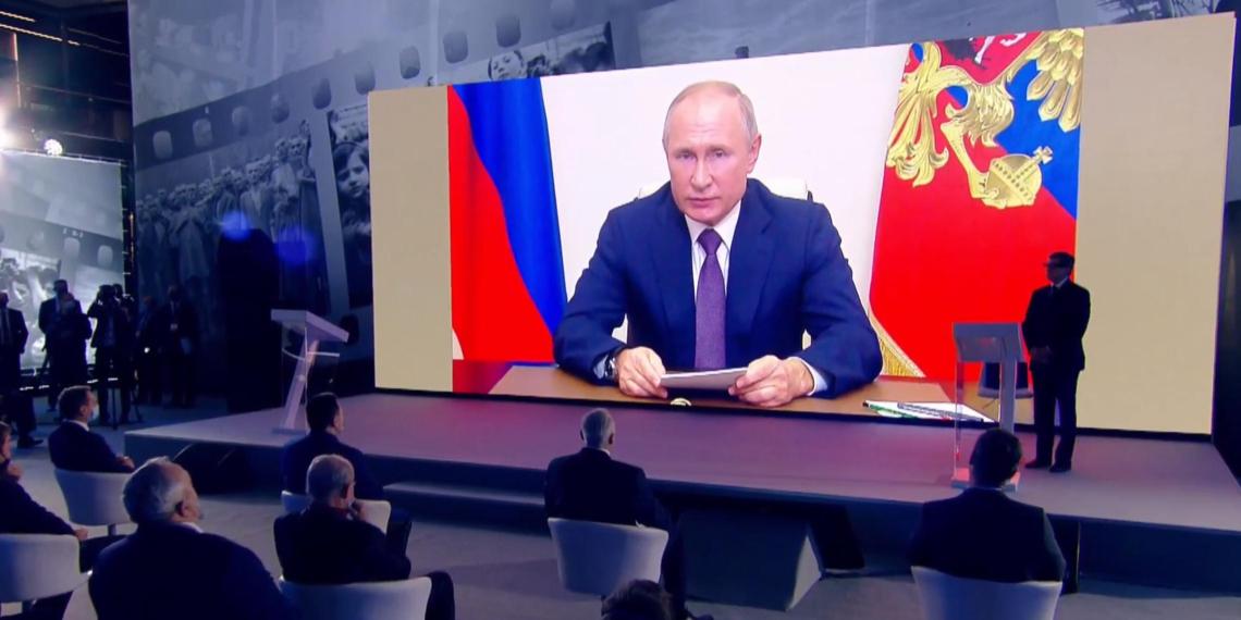 Президент РФ предостерег от забвения решений Нюрнбергского процесса