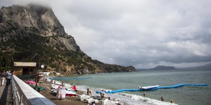 Власти Крыма предложили ввести курортный сбор для туристов