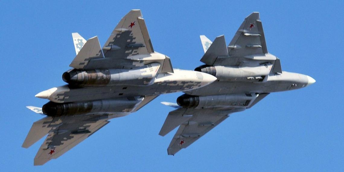 Для Су-57 разработают уникальное управление с помощью глаз и речи