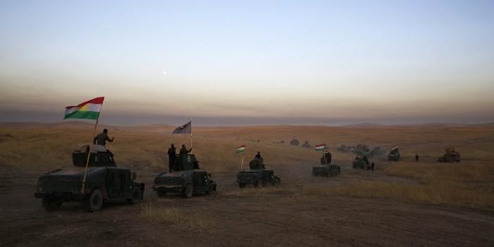 США по ошибке атаковали позиции иракской армии в Мосуле