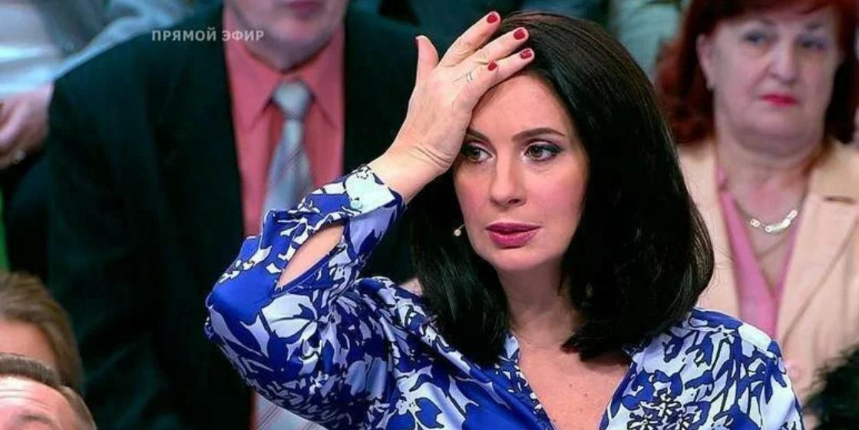 """""""Голова закружилась от боли"""": Стриженова впервые вышла на связь после падения в прямом эфире"""