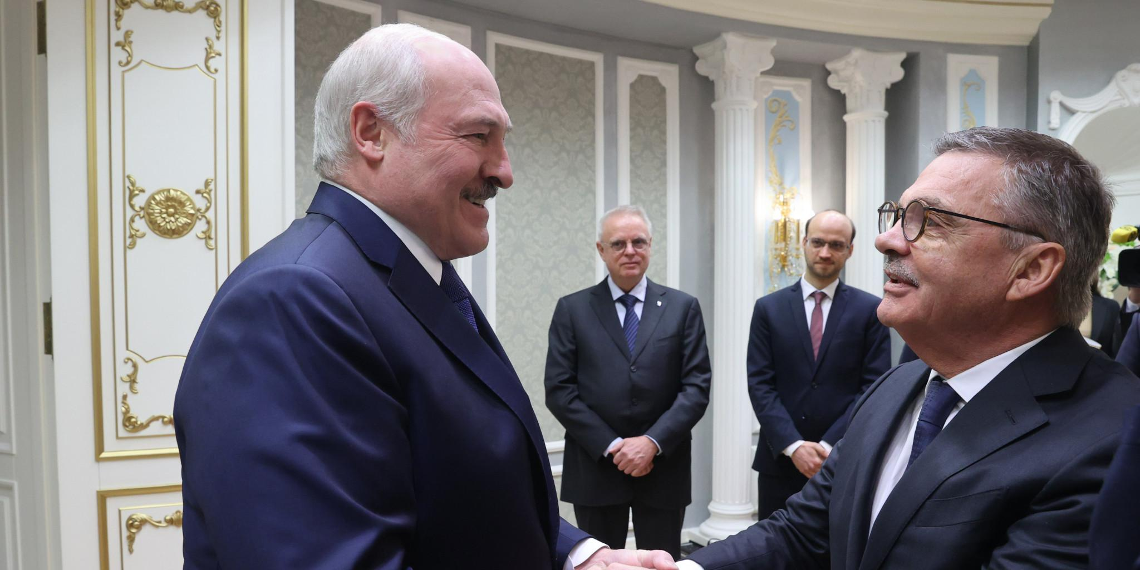 Глава IIHF Фазель счел встречу с Лукашенко своей главной ошибкой на посту