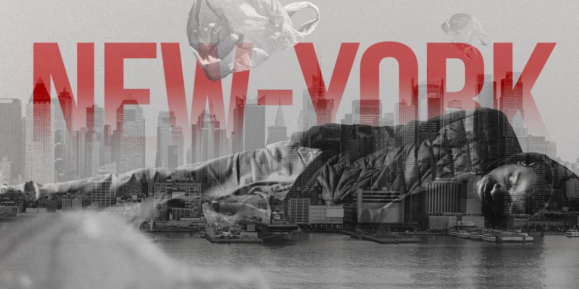 Закат либерального рая: как погромы и пандемия превратили Нью-Йорк в новый Детройт