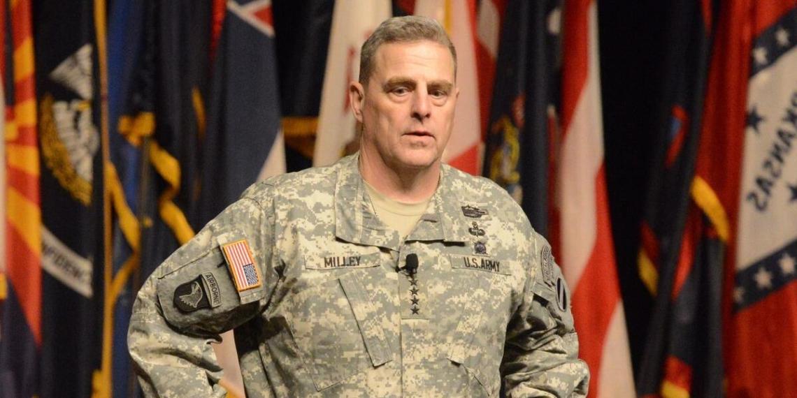 Американский генерал предрек США поражение в войне с Китаем к середине века