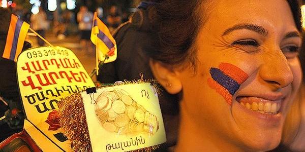 Власти Армении пообещали взять на себя бремя повышенных тарифов