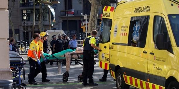 В Барселоне в результате теракта пострадала россиянка