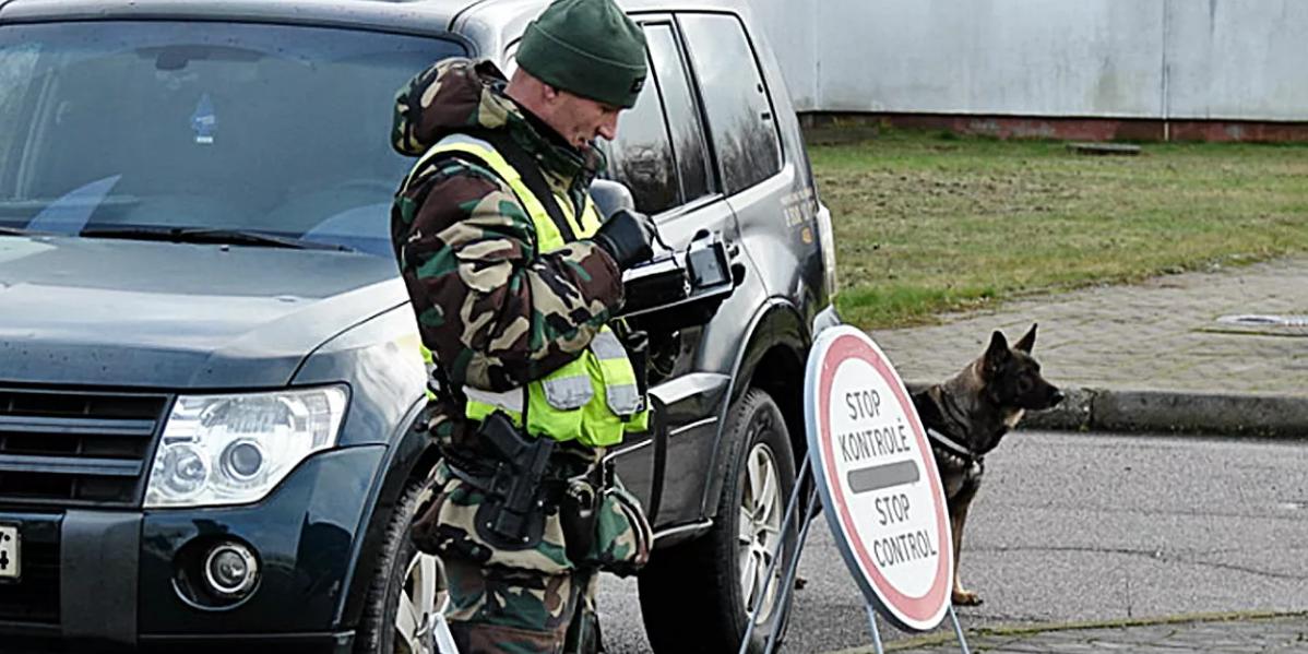Литовские пограничники просят объявить экстремальную ситуацию из-за нелегалов из Белоруссии