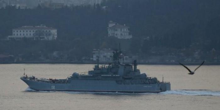 Турция предупредила Россию о возможных атаках ИГ на корабли ВМФ в Босфоре