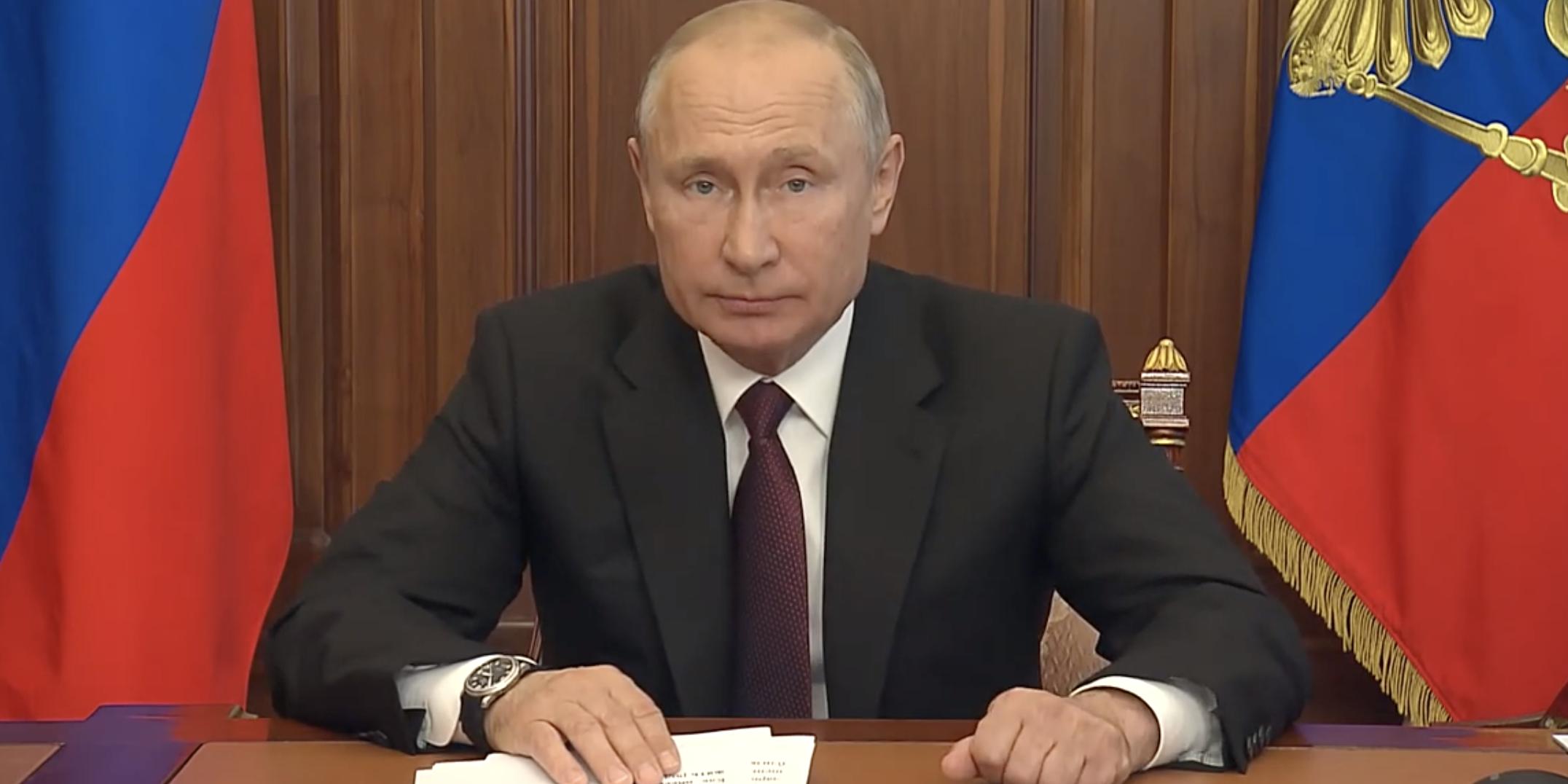 Президент Путин: доходы от увеличения ставки налогов пойдут на лечение тяжелобольных детей