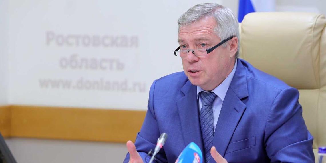 Ростовский губернатор прямо с дебатов выехал на место крупного пожара