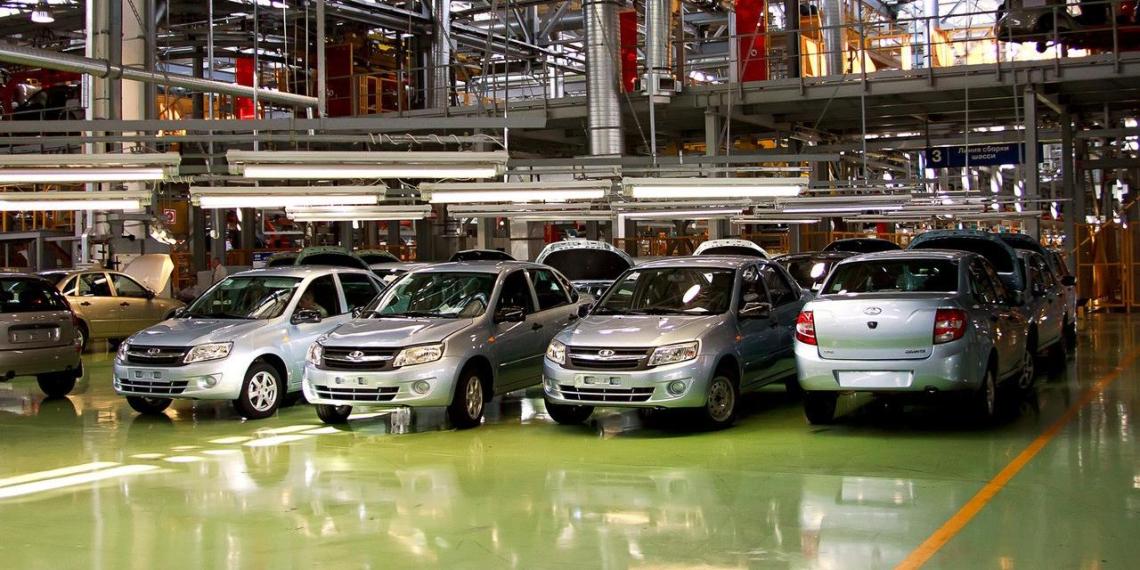 С 2023 года машины Lada окончательно останутся без собственной платформы