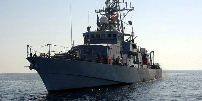 Американский корабль открыл огонь по иранскому судну