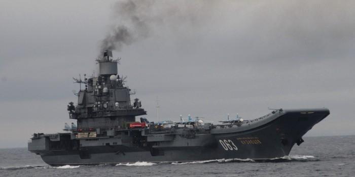"""Капитан """"Адмирала Кузнецова"""" рассказал о маневрах над Сирией"""